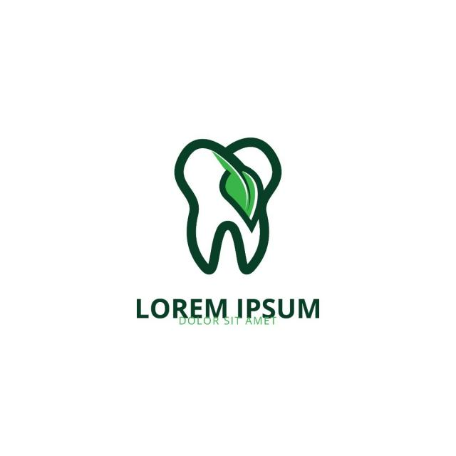 Tooth Logo Design Template Template For Free Download On Pngtree