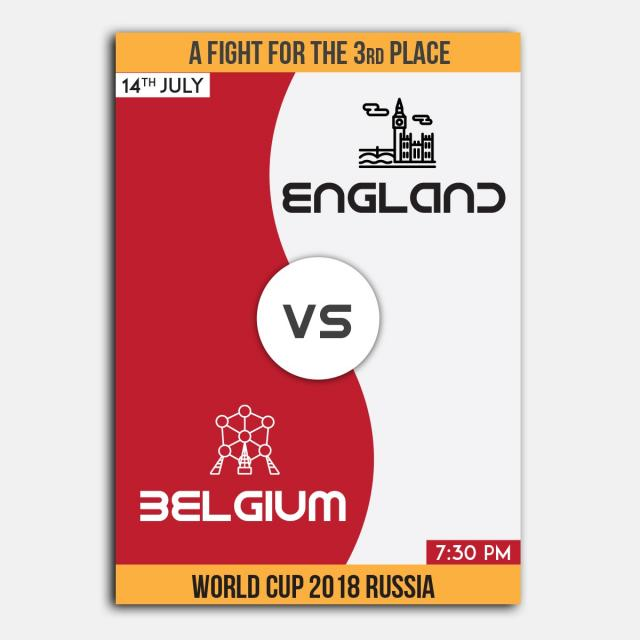 World Cup 3rd Place Poster Template for Free Download on Pngtree