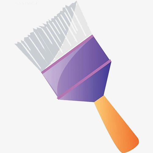 Um Pincel Para Pintar Pintar A Pintura PNG Imagem para download gratuito