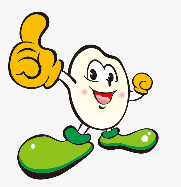 A Large Grain Of Rice, Rice Clipart, Thumbs Up, Rice Grain ...