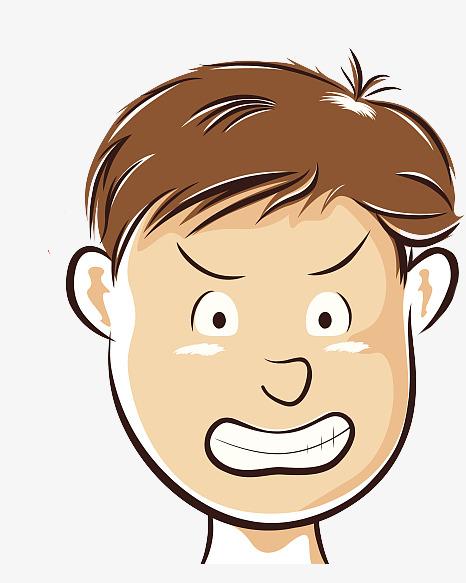 Nhíu Lại Đứa Con Trai Nhỏ Của Vector Miễn Phí Png Và Clip Nghệ Thuật