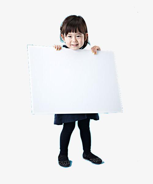 jolie petite fille avec un motif de tableau blanc la main joli style la petite fille la main. Black Bedroom Furniture Sets. Home Design Ideas