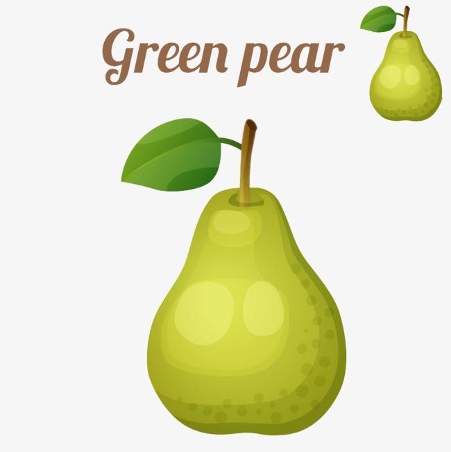 une poire poires fruits en anglais png et vecteur pour