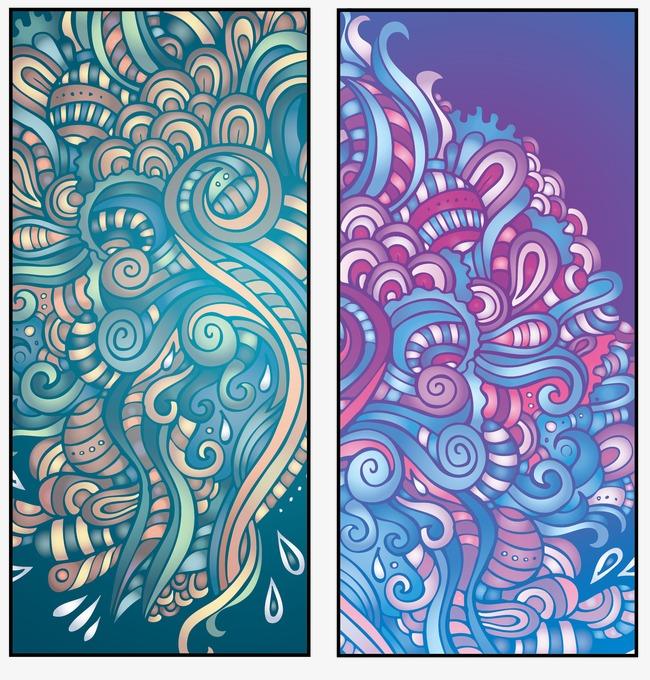 абстрактные рисунки схемы