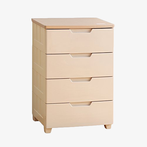 Alice Four Closed Storage Cabinets, Product Kind, Drawers