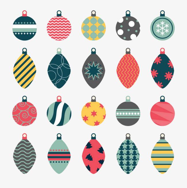 Todos OS Tipos De Bolas De Natal Pompom Padrão No Dia De