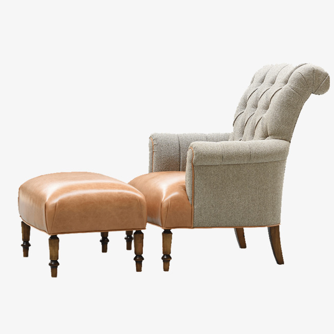 American Neo Classical Furniture Tiger Chair, Individual, Sofa Combination,  Living PNG And