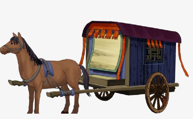 Cổ Xe Ngựa Giao Thông Thời Xưa Người Lái Xe Ngựa Hình Ảnh Và Hình Ảnh