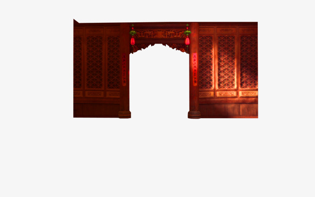 Ancient Pattern Wooden Door Frame Texture, Frame Clipart, Ancient ...