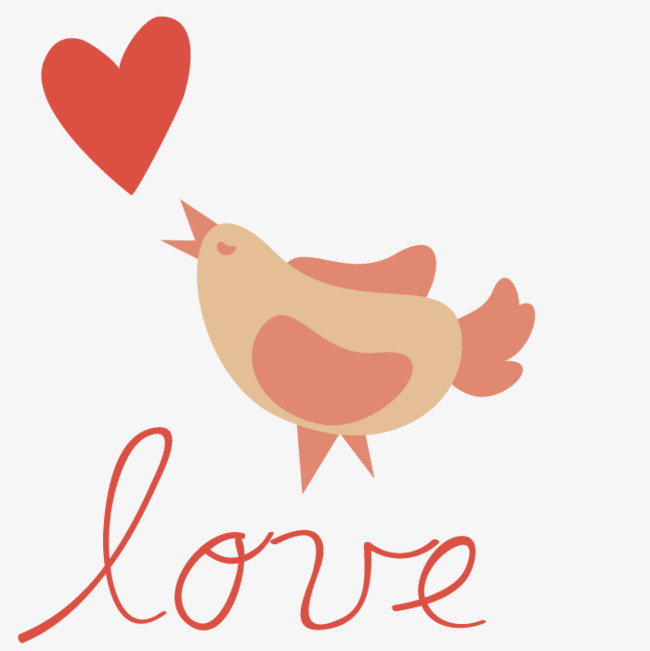 Animal Vector Love Birds, Animal Vector, Love Vector, Art PNG and