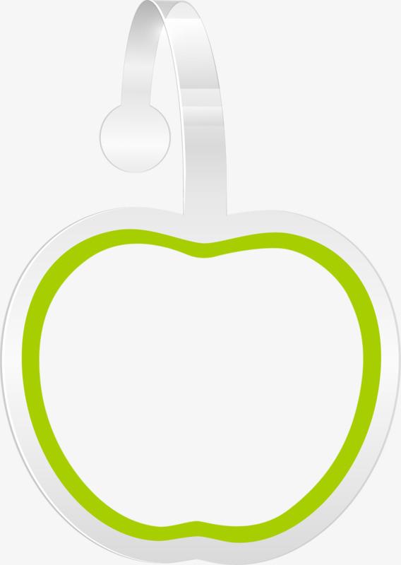 Apple Trang Trí Viền Đồ Họa Không Thường Xuyên Trang Trí Viền Bằng Tay Hình  Ảnh