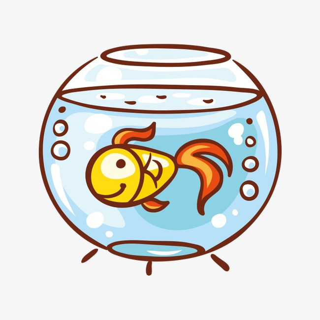 Aquarium Fish Cartoon Fish Tank Png Image And Clipart For Free