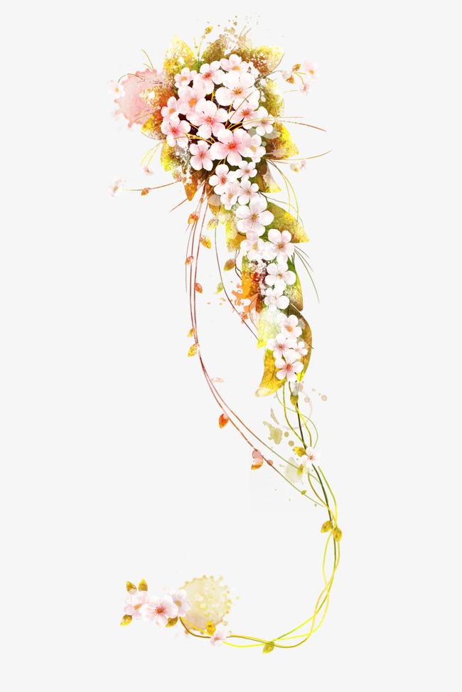La Mujeres Flores Tela Atmósfera Ropa De Mujer Flores Archivo Png Y