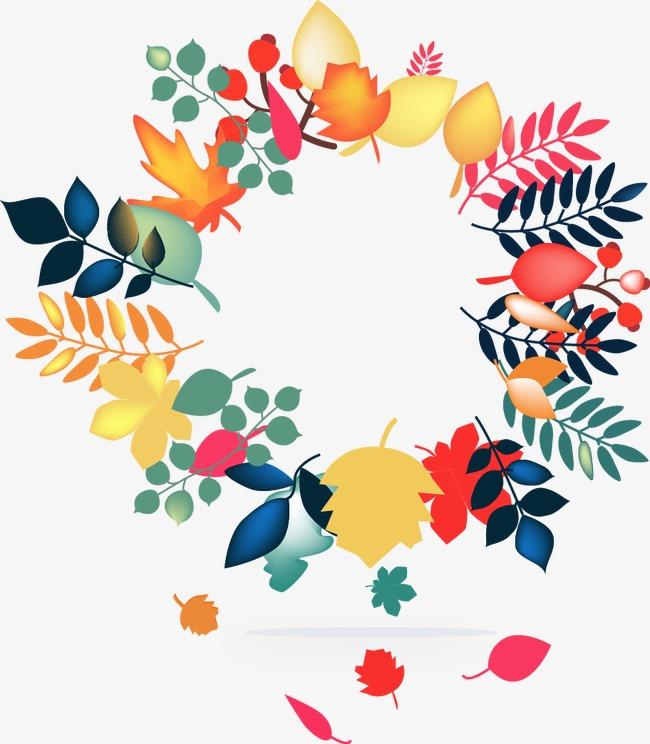 Hojas de oto o hojas corona planta png y vector para - Descargar autumn leaves ...