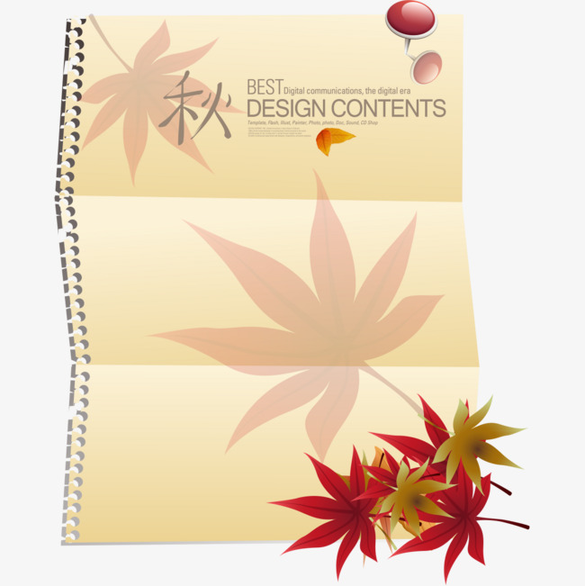 autumn stationery stationery fall png image and clipart for free