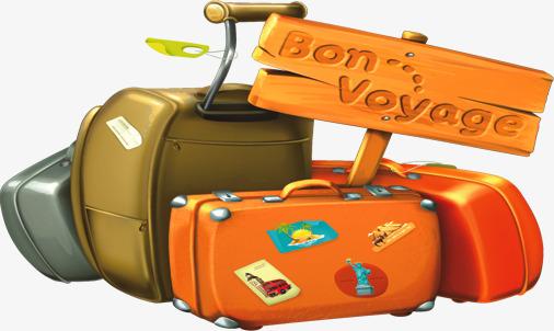 Equipaje Equipaje Viajes Turismo Imagen PNG Para Descarga