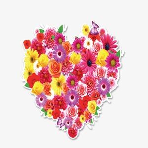 Belle Fleur D Amour Exquis Personnalite Tournesol Image Png Pour Le
