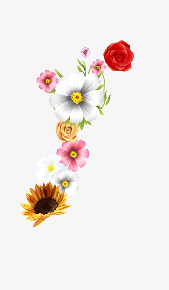Bellamente decorado flores hermosas hermosa bien flores - Fotos de flores bonitas ...