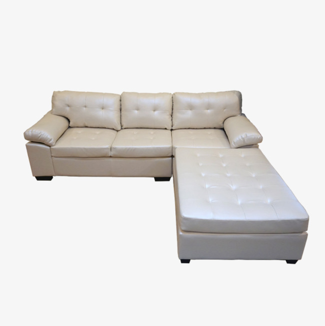 Big House Idyllic White Sofa Product Kind European Minimalist Sofa