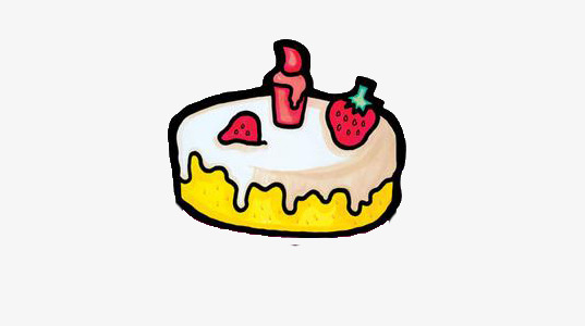 Birthday Cake Clipart PNG Image And