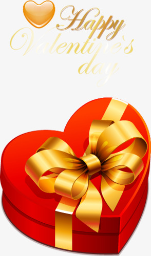 Birthday Gift Box Clipart Love PNG Image And