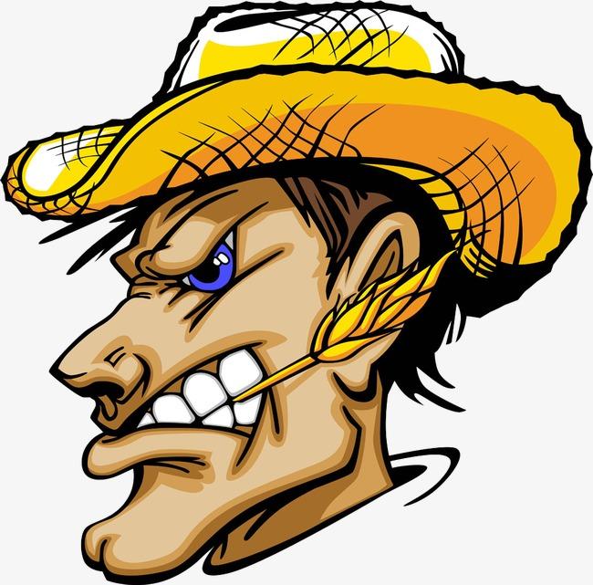 Mordi La SPIGA Di Grano Cowboy La SPIGA Di Grano Cappello Di Paglia ... a1da845c69ed