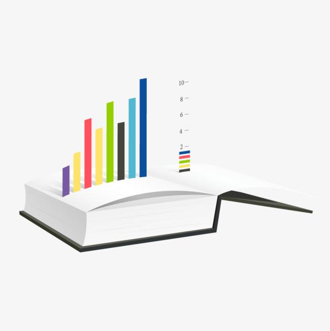 Libros Negros Color Chart Black Libros Color PNG y Vector para ...