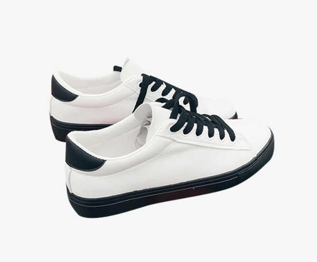 Gratis PNG Clipart Negro zapatos y cordones con planos pqwnRXInB