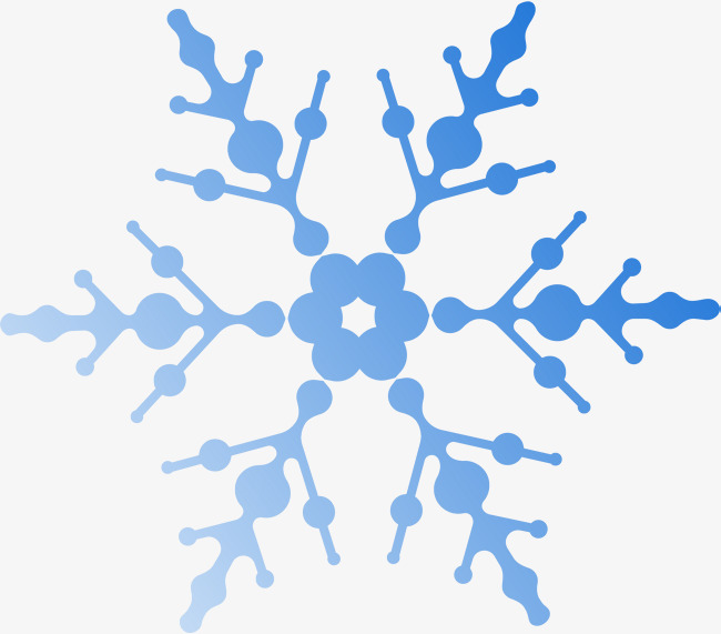 how to cut a snowflake out of a circle