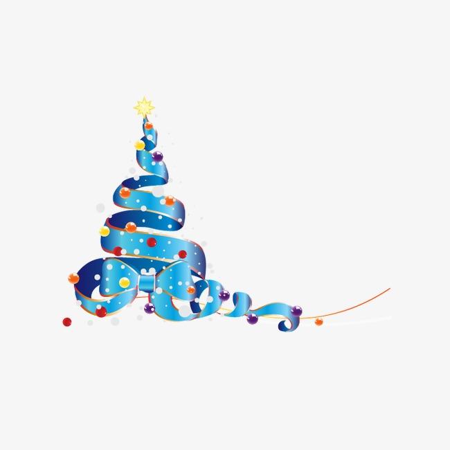 El Color Azul Del árbol De Navidad El Color Azul Del árbol De ...