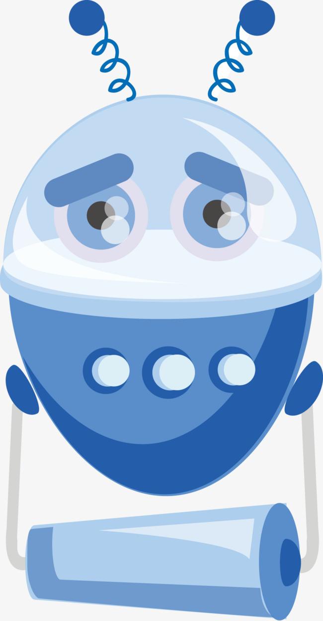 Trứng màu xanh Robot Màu Xanh Hoạt Hình Hình ảnh và hình ảnh PNG