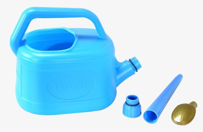 Blue Garden Watering Can, Garden Clipart, Can Clipart, Gardening Watering  Can PNG Image