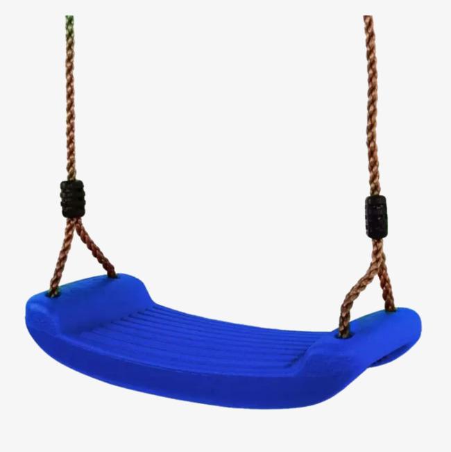 Blaue Schaukel Physische Produkte Swing Spielzeug Png Bild Und