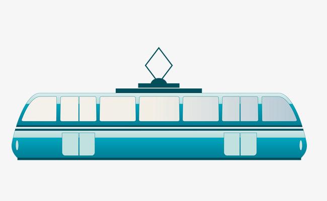 Bleu de tramway dessin bleu tram image png pour le t l chargement libre - Dessin tramway ...