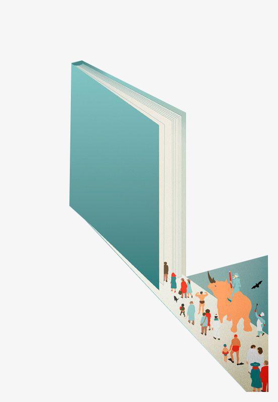 Le Monde Du Livre Livre Bleu Dessin Image Png Pour Le
