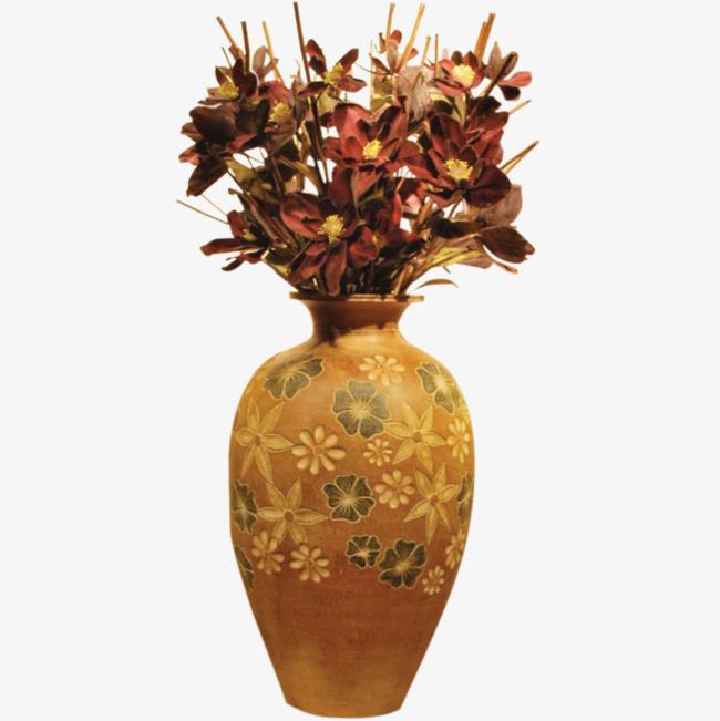 De Fleurs Sechees De La Bouteille Fleur Sechee Couleur Jaune Image