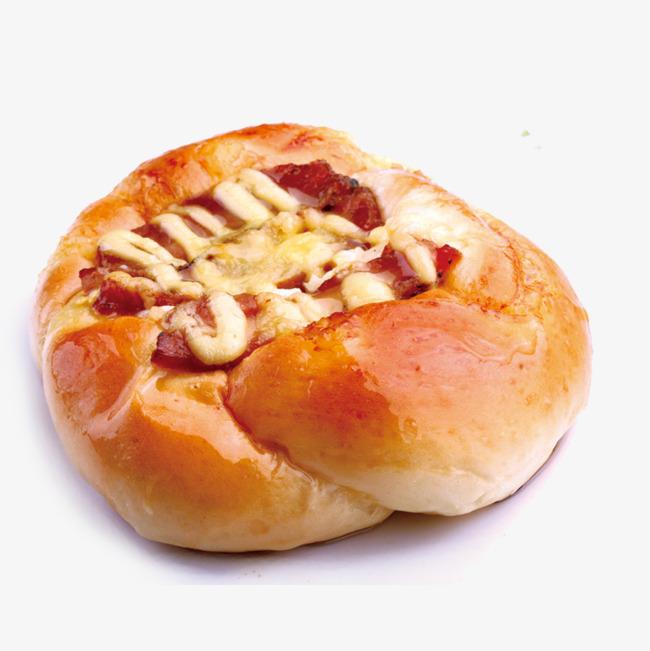 Butterscotch Gelembung Roti Pasta Bahan Gelembung Krim Roti Imej Png