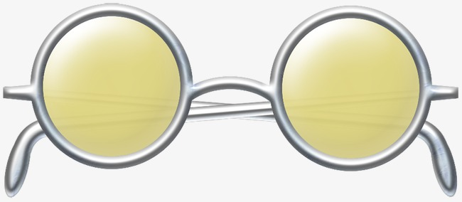 Brown Glasses Glasses Cartoon Glasses Small Glasses Png Image And