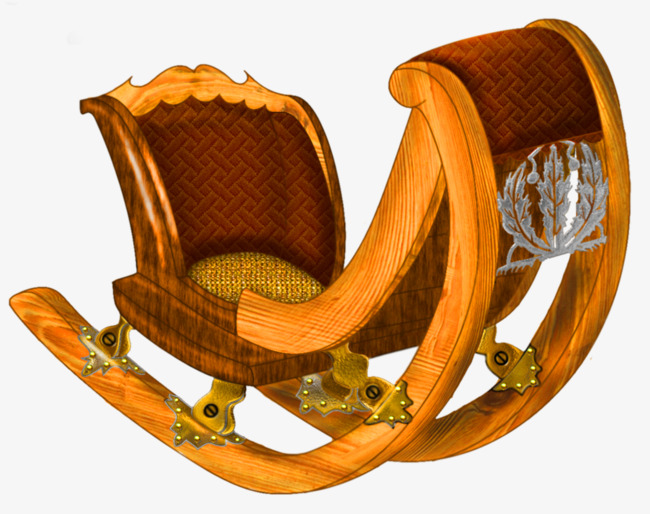 Remarkable Brown Simple Rocking Chair Decoration Pattern Brown Simple Customarchery Wood Chair Design Ideas Customarcherynet
