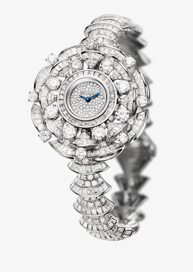 cdd50f1ef8e Relógio de Pulso feminino relógio Bulgari jóias de prata Grátis PNG e  Clipart