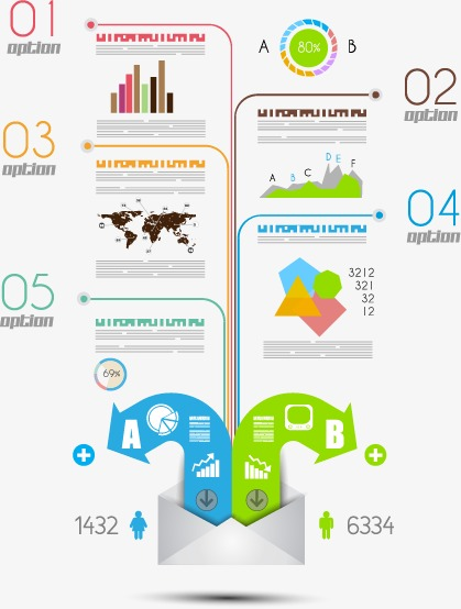 Business Information Grafik Design Material Informationen ...