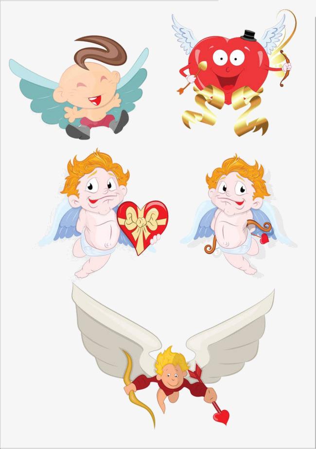 Cartoon Engel Der Liebe Cartoon Engel Liebe Png Bild Und Clipart Zum