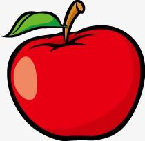 كرتون ربيع تفاح