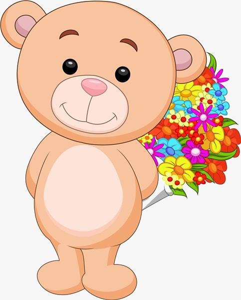Gambar Kartun Beruang Kata Kata Bijak