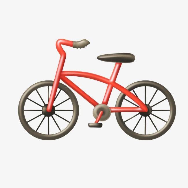 Le dessin de la bicyclette rouge bicyclette dessin image - Dessin bicyclette ...