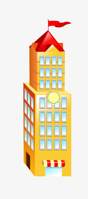 Edificio De Dibujos Animados Edificio De Dibujos Animados ...