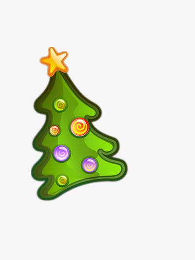 Weihnachten Cartoon Weihnachtsbaum Der Weihnachtsbaum Cartoon