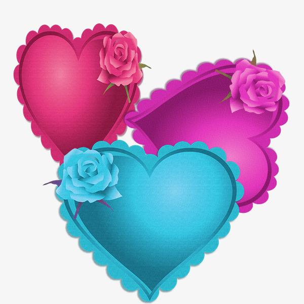 Dessin De Couleur De Fleur D Amour Dessin Couleur Les Fleurs Fichier