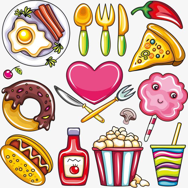 Dibujos Animados De Cocina Creativa Cocina Creativa Png Transparente