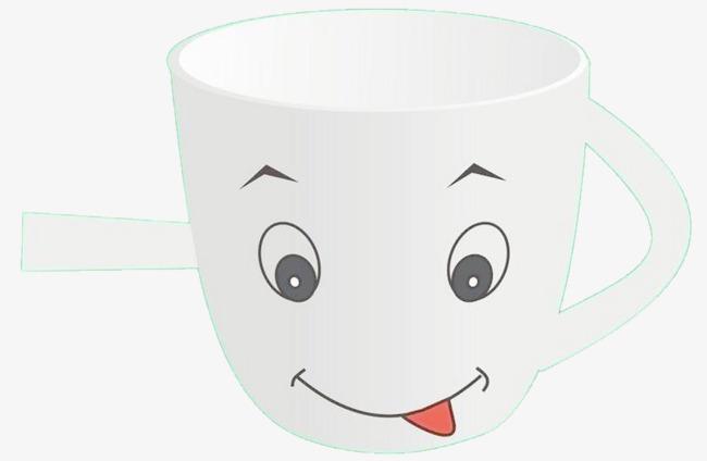 dessin de verre vide dessin de la tasse belle tasse blanc bonnet image png pour le. Black Bedroom Furniture Sets. Home Design Ideas